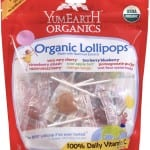 YumEarth Organics Lollipops Review and Give away