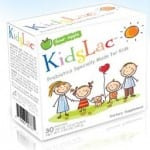 Kidslac review and giveaway