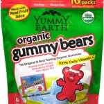 YumEarth Organics Holiday Gummy Review And Giveaway!