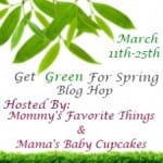Get Green For Spring And Win $25 In Paypal