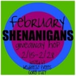 February Shenanigans- Win $25 Paypal