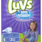 Win 3 coupons for Luv's Diapers! ends 6-8