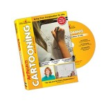Win a Cartooning DVD ends 6-4