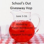 Win $25 Paypal In The Schools Out Giveaway