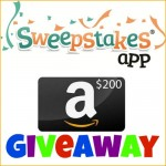 Enter To Win $200 Amazon Ends 8-9