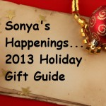 Holiday Gift Guide 2013 Sign Up