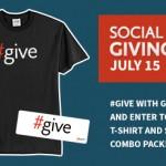 Social Media Giving Day Giveaway!