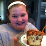 Superior Nut Store Chocolate Chip Coffee Cake Review!