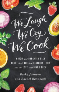 We Laugh We Cry We Cook cover photo