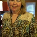 Check Out My New Fall Top From eShakti!