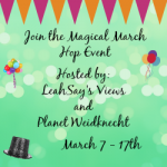Win $25 Paypal In The Magical March Giveaway!