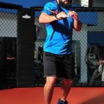 Reebok Hosts Johny Hendricks Chat on Twitter