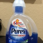 2 winners- each win a free coupon for a bottle of Purex Powershot