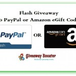 Win $50 Amazon or Paypal ends 5-25