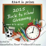 Enter To #Win Awesome Prizes ($264 Value) In This Back To School #Giveaway- #Ends 8-15