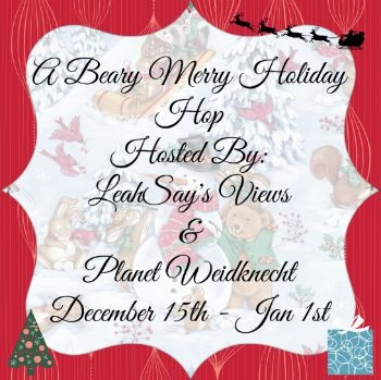 a beary merry holiday hop leahsay's views 350sq