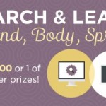 Search And Learn- Mind, Body And Spirit – #SB
