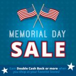 Great shop discounts available now through May 30th At SwagBucks!