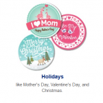 Join Enfamil Family Beginnings And Get Free Belly Badges- So Cute!