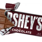 Oh my!  Who doesn't like Hershey Chocolate Bars?  #Save 50¢ Until 7-27