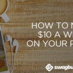 You Can Rack Up SwagBucks By Using Your Mobile Device~