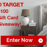 Enter To #Win A $100 #Target GC- (7 Available) #Sweepstakes Ends 11-20-16