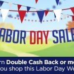 Happy Labor Day- Earn Swagbucks With This Sale!