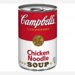 Gracie Loves Campbell's Chicken Noodle Soup-How about You- #Save $1.20 On 4~ #Coupon