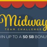 Join In On The Midway Team Challenge At Swagbucks!