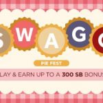 Oh Wow!  Swago Pie Fest Begins 9-19!  Rack Up The Swagbucks~