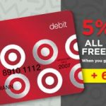 Apply for a RedCard- Be approved and receive 600 SB's!