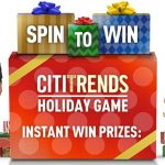 Enter To Win Over 600 Gift Cards Instantly from Citi Trends – #Sweepstakes Ends 12-21
