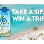 Take A Sip, Win A Trip ~ $15,000 for your ideal trip from Vita Coco #Sweepstakes Ends 3-31