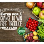 Enter To #Win A Year's Worth Of Produce Or $2600 From Buddy Fruits- Sweeps Ends 5-31