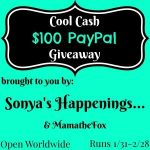 Amazing New #Giveaway~ Enter To #Win $100 Cash! Ends 2-28