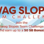 Join The Swagbucks SwagSlopes Team Challenge – A Fun Way To Gain Extra SB's!