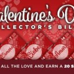 Valentine's Day Collector Bill Time At Swagbucks- Collect All 5 Get A Bonus!