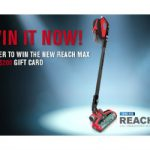 Just In Time For Spring Cleaning- Enter To #Win a Dirt Devil Power Max Vacuum (5 winners) Or A $200 #Visa Gift Card ~ #Sweeps Ends 2-20
