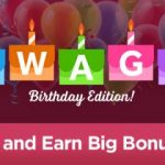 Happy Birthday @Swagbucks- You Get The Prizes, Play Swago Code Extravaganza