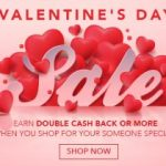 Shop @Swagbucks Valentine's Retailers And Earn Double Cash Back!  #SB