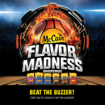 Enter To #Win A Year of McCain Products in McCain Flavor Madness #Sweep – Ends 4-4