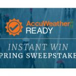 Enter To #Win (GREAT) Prizes Instantly in the AccuWeather Ready Spring #Sweepstakes Ends 4-13