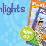 Do You Have A Child Age 4-7?  Then Scoop Up $8 And Two #Free Books From Highlights!