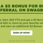 Join Swagbucks In March And Check Out The Referral Bonus~