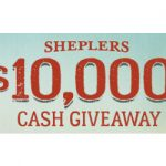 Enter To #Win $10,000 in #Cash from #Sheplers- #Sweepstakes Ends  8-8-17