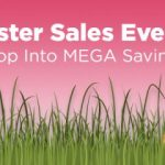 Easter Sales Event- Spring Into Deals By Shopping At Swagbucks