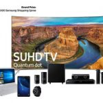 Enter To #Win a $5,000 Samsung Shopping Spree – #Sweepstakes Ends 5-11