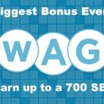 I'm So Excited!  April Swago Is Here And There Is A 700 SB Bonus~