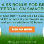 Are you ready for a @Swagbucks April bonus?  Swagbucks is best when it comes to shopping~