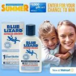 Enter To #Win Walmart Gift Cards and Blue Lizard Summer Prize Packs – #Sweeps Ends 9-6
